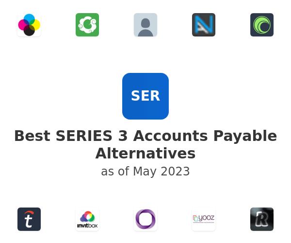 Best SERIES 3 Accounts Payable Alternatives
