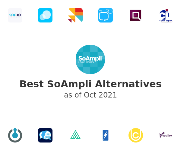 Best SoAmpli Alternatives