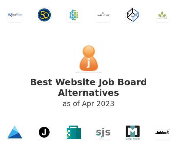 Best Website Job Board Alternatives