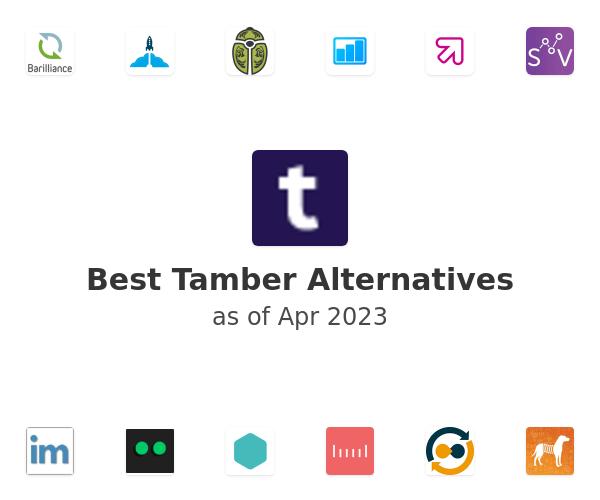 Best Tamber Alternatives