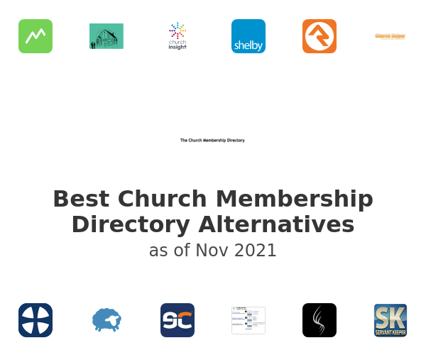 Best Church Membership Directory Alternatives