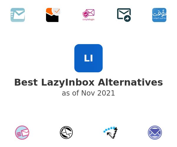 Best LazyInbox Alternatives