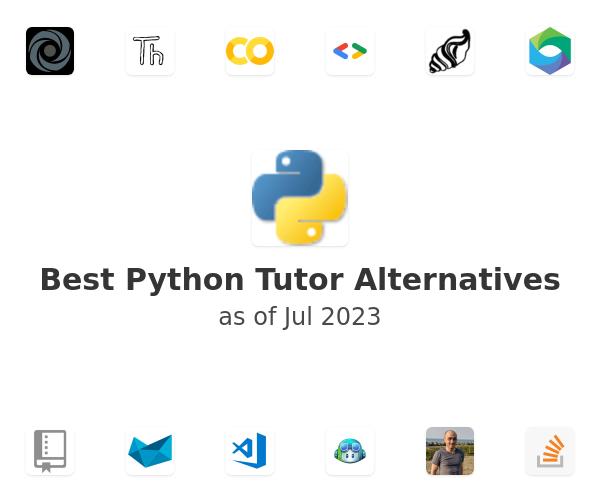 Best Python Tutor Alternatives