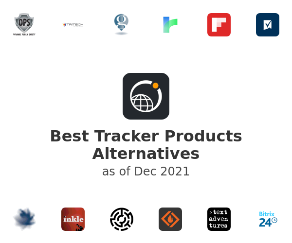 Best Tracker Products Alternatives