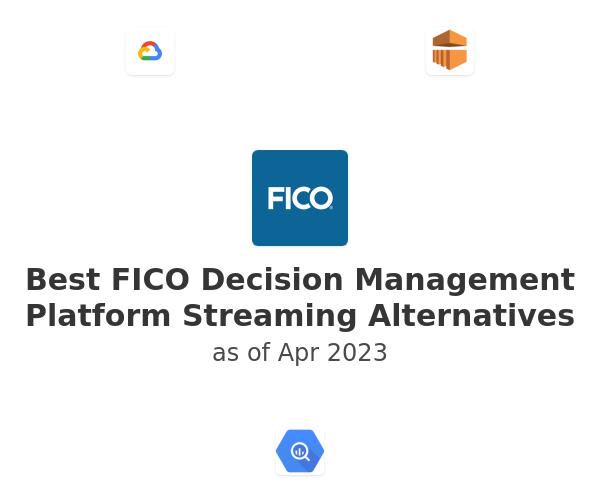 Best FICO Decision Management Platform Streaming Alternatives