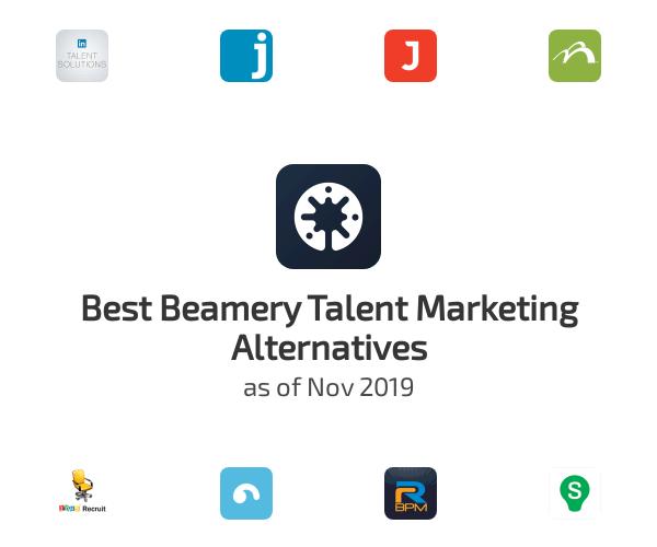 Best Beamery Talent Marketing Alternatives