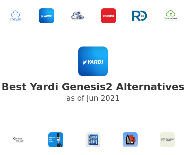 Best Yardi Genesis2 Alternatives