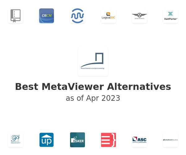Best MetaViewer Alternatives
