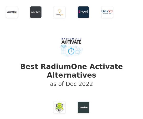 Best RadiumOne Activate Alternatives