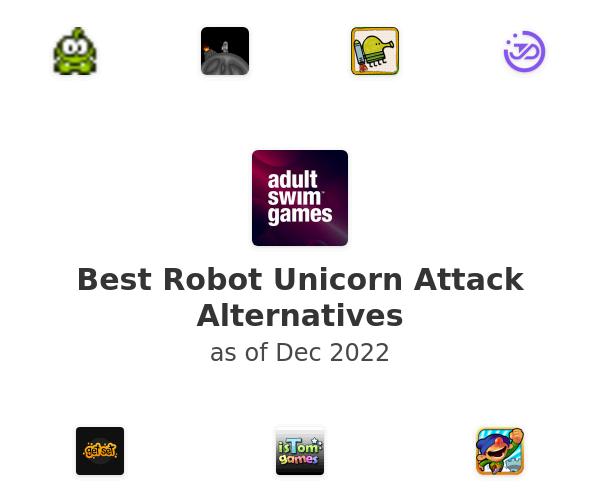 Best Robot Unicorn Attack Alternatives