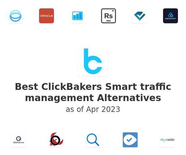 Best ClickBakers Smart traffic management Alternatives