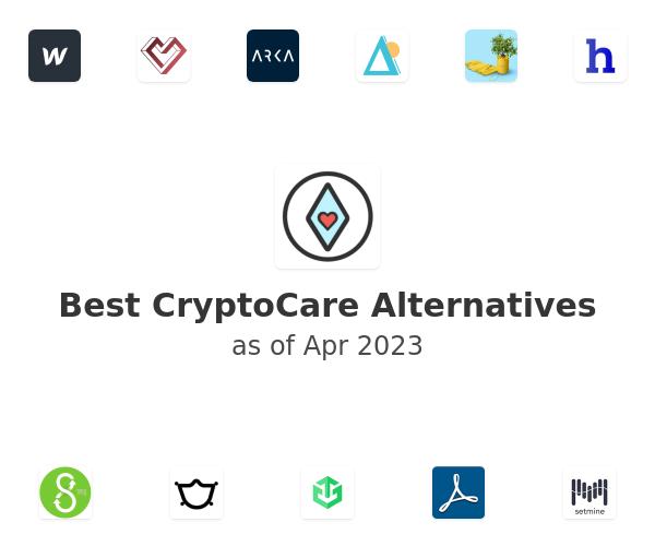 Best CryptoCare Alternatives