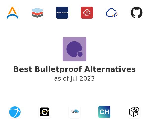 Best Bulletproof Alternatives