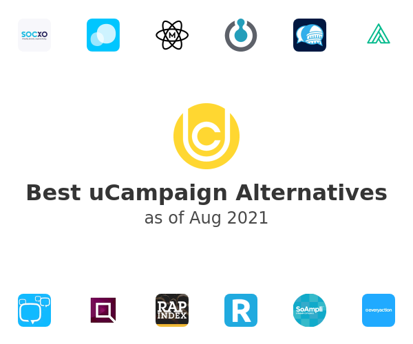 Best uCampaign Alternatives