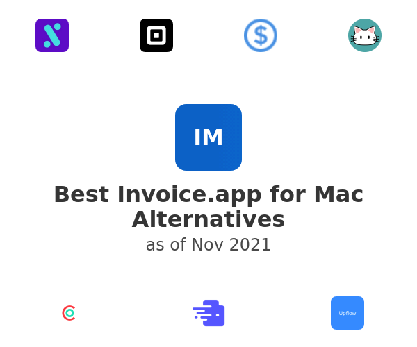 Best Invoice.app for Mac Alternatives