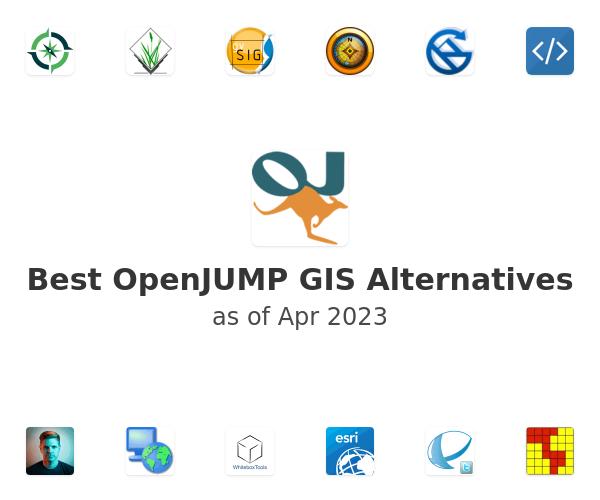 Best OpenJUMP GIS Alternatives