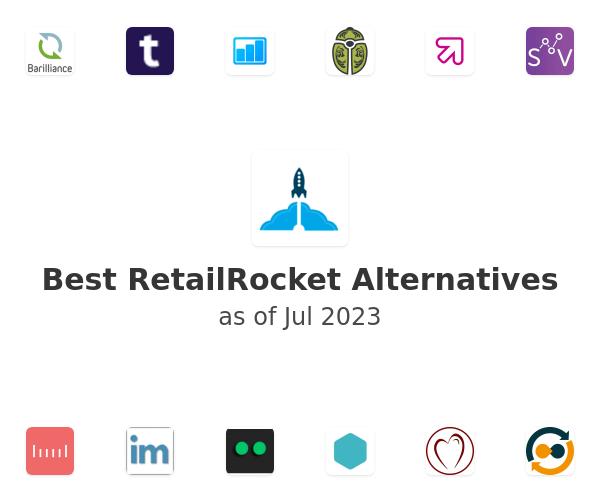 Best RetailRocket Alternatives