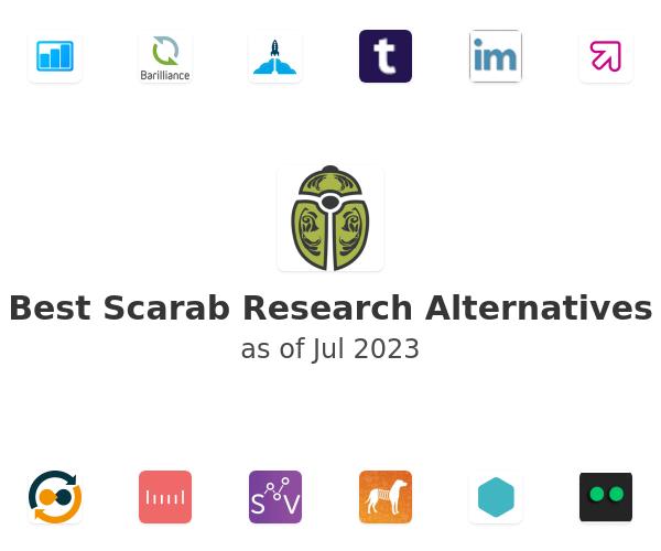 Best Scarab Research Alternatives