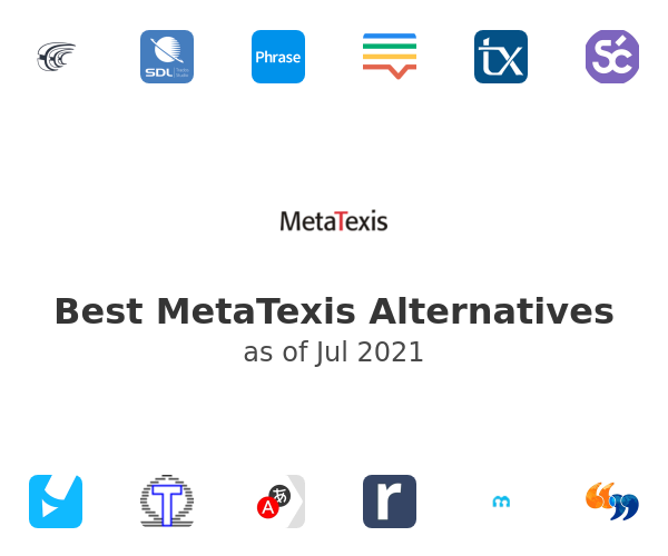 Best MetaTexis Alternatives