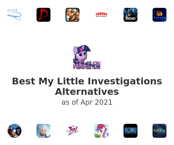 Best My Little Investigations Alternatives