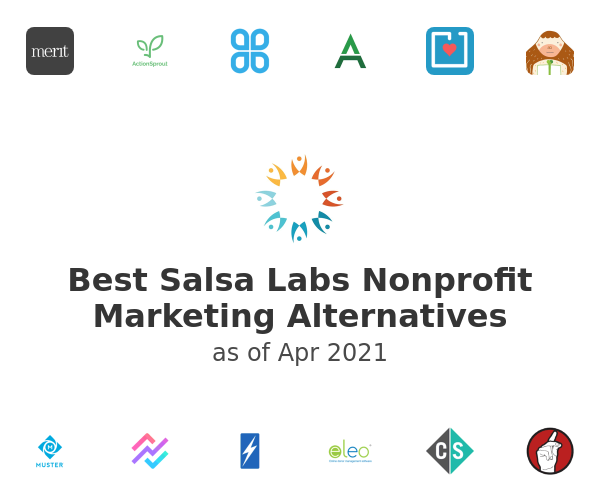 Best Salsa Labs Nonprofit Marketing Alternatives