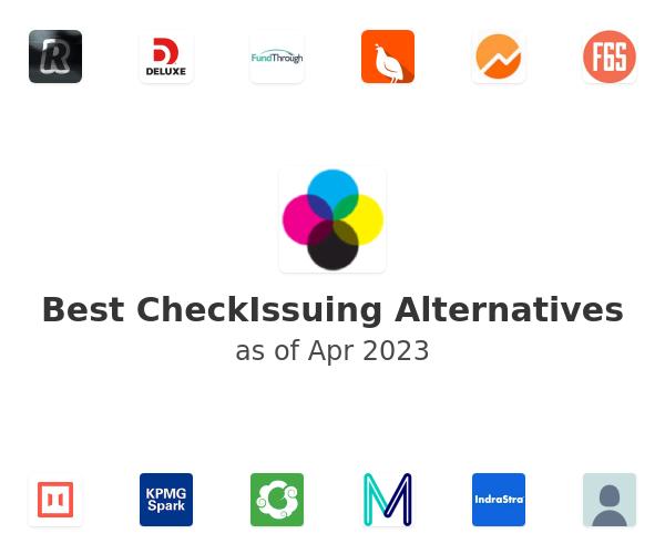 Best CheckIssuing Alternatives