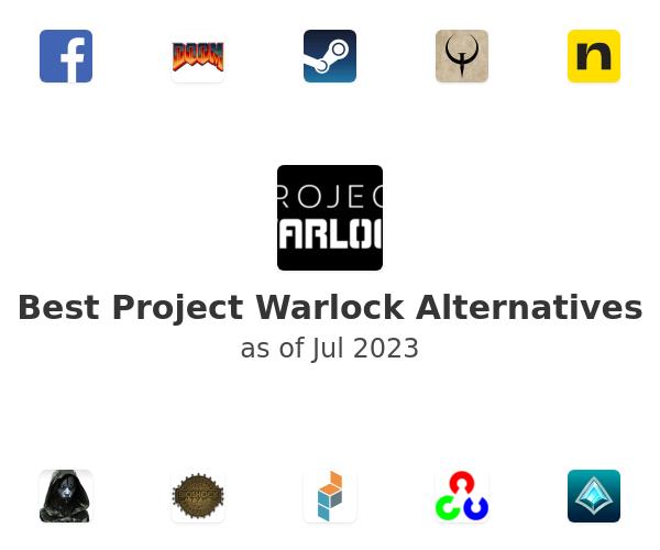 Best Project Warlock Alternatives