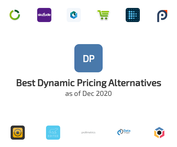 Best Dynamic Pricing Alternatives