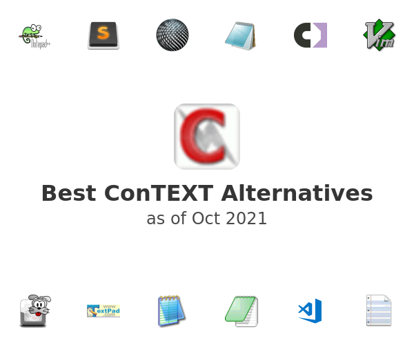 Best ConTEXT Alternatives