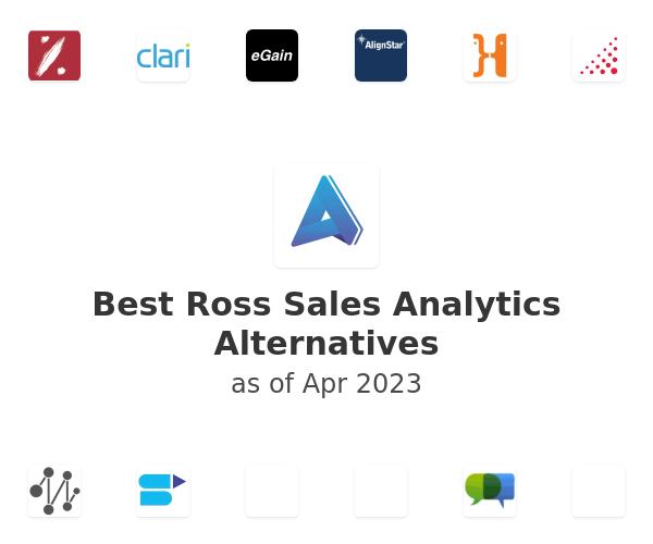 Best Ross Sales Analytics Alternatives
