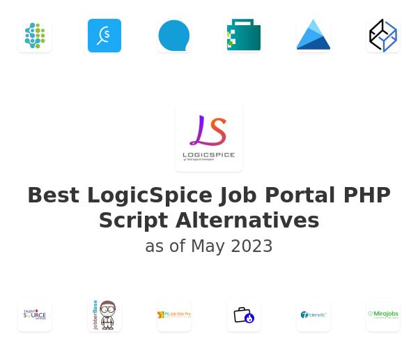 Best LogicSpice Job Portal PHP Script Alternatives