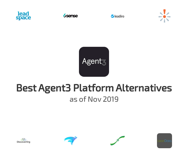 Best Agent3 Platform Alternatives