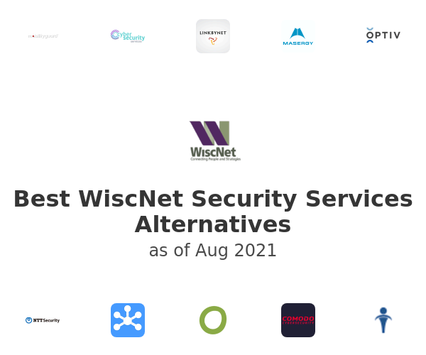 Best WiscNet Security Services Alternatives