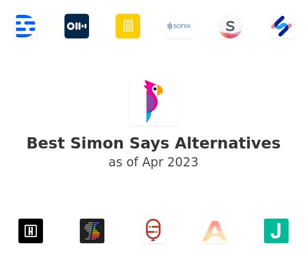 Best Simon Says Alternatives