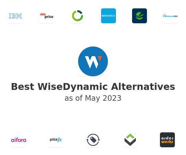 Best WiseDynamic Alternatives