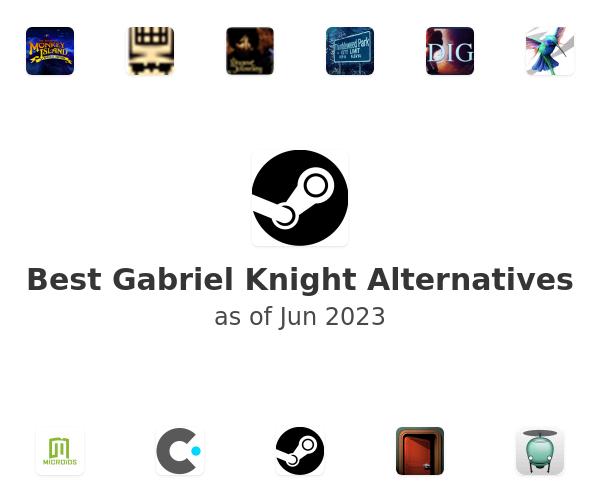 Best Gabriel Knight Alternatives