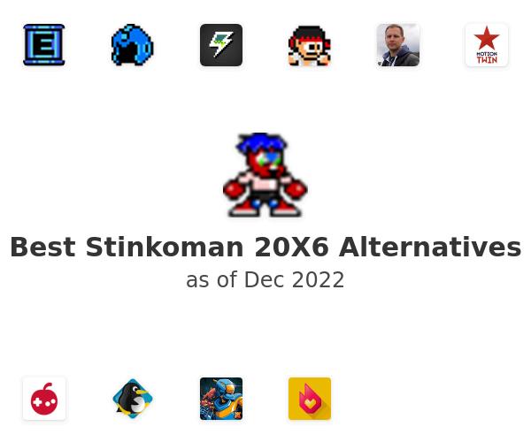 Best Stinkoman 20X6 Alternatives