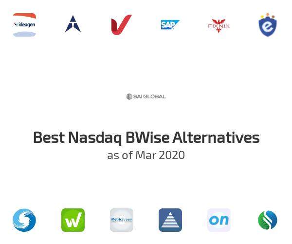 Best Nasdaq BWise Alternatives