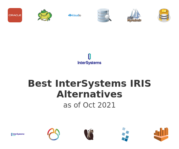 Best InterSystems IRIS Alternatives