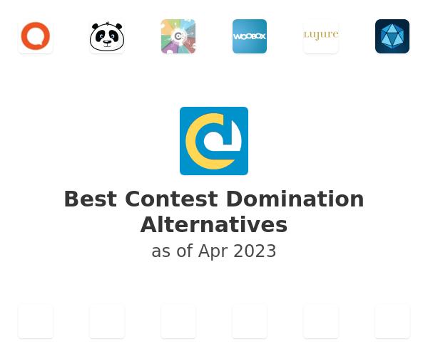 Best Contest Domination Alternatives