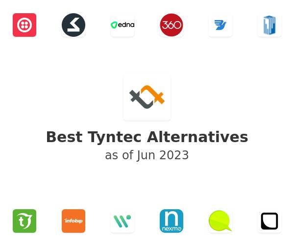 Best Tyntec Alternatives