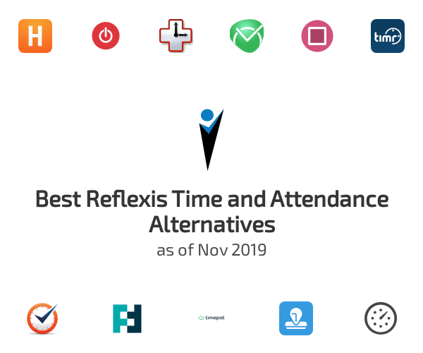 Best Reflexis Time and Attendance Alternatives