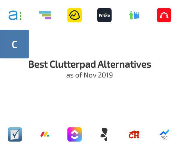 Best Clutterpad Alternatives