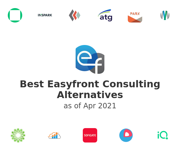 Best Easyfront Consulting Alternatives