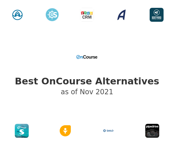 Best OnCourse Alternatives