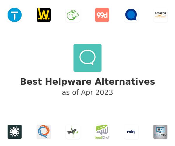 Best helpware Alternatives