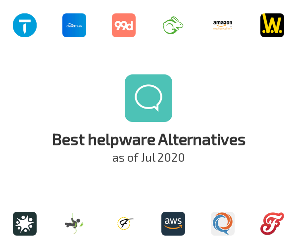 Best helpware Alternatives