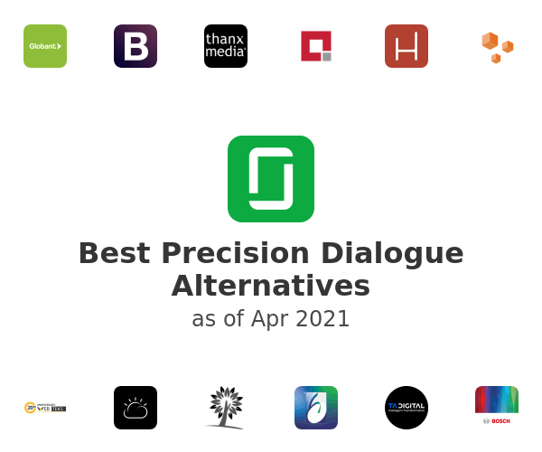 Best Precision Dialogue Alternatives