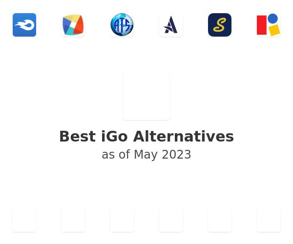 Best iGo Alternatives