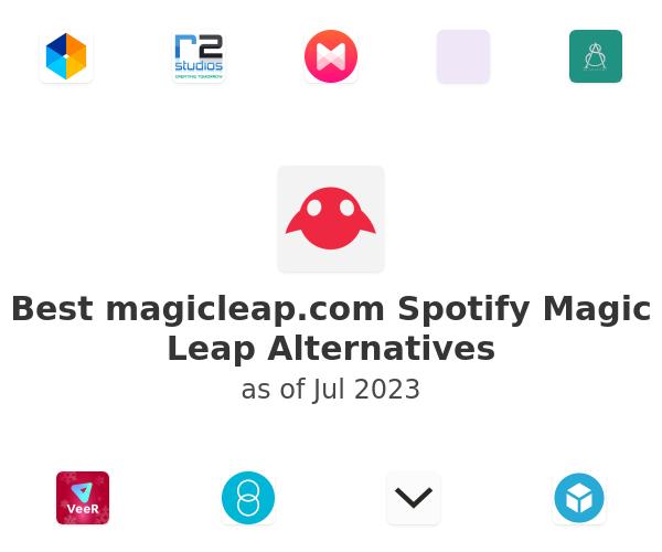 Best Spotify Magic Leap Alternatives